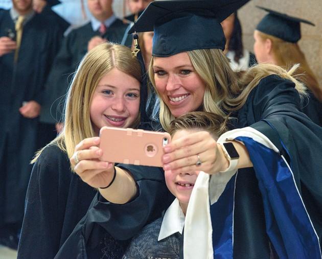 USU starts graduation season