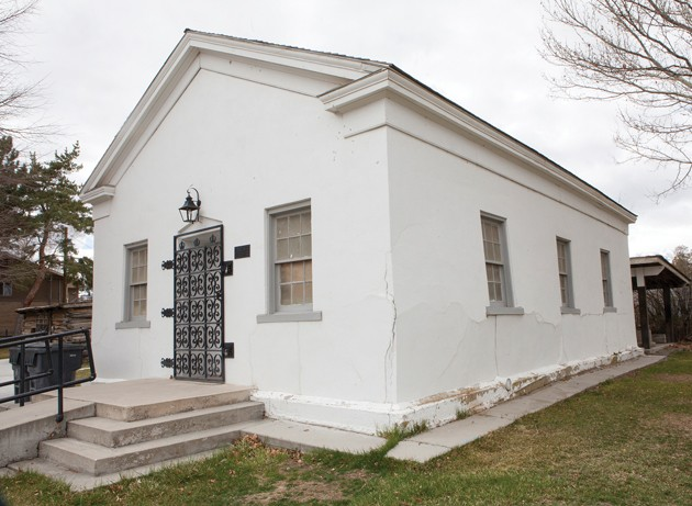 Grantsvillle OKs agreement to repair Donner Reed Museum