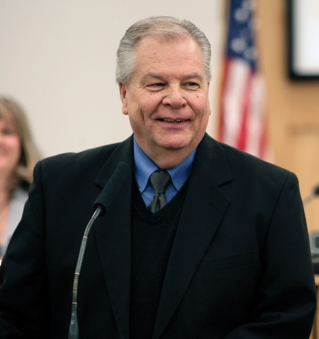 New TEF scholarship honors Tooele Mayor Patrick Dunlavy