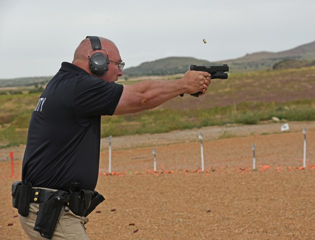 Top shots descend on Dugway for gun competition