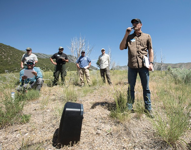 BLM reviews 'mastication' projects, explains how they reduce wildland fires