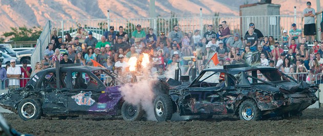 Destructive Demolition Derby