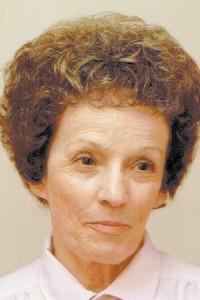 Obit Margaret (Williams) Evans