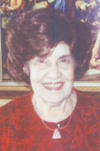 Obit Mary Alice Jardine Burbank Rhodes