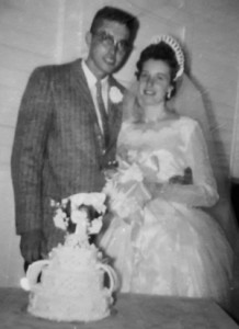 Anniversary Les and Janet Garrard 2