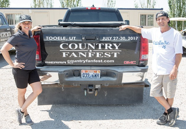 Country Fanfest owners 'thrilled' to put on mega 3-day concert