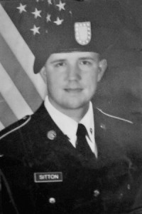 Military Michael Scott Sitton