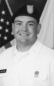 Military Kyle Wayne Mecham