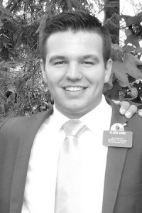 Missionary Elder Maxwell Cook