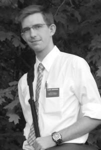 Missionary Elder Richard Jorgensen