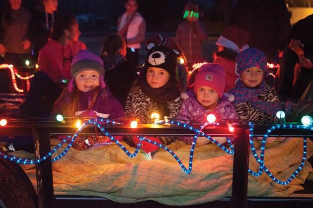 Santa Claus is coming to Grantsville Saturday