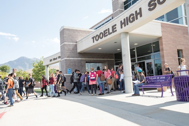 Substance abuse by local teens still on decline