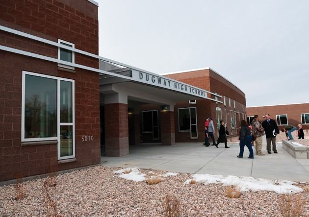 Four-day school week may be on horizon for Dugway