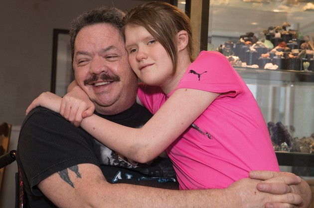 Benefit fund family dreams big, reflects on the holiday season