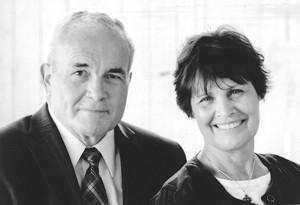 Missionary Richard and Katherine Mouritsen