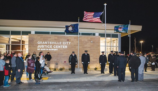 Grantsville City opens new $3.6M justice center to community