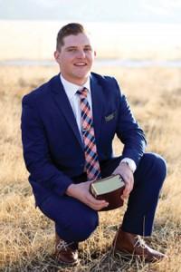 Missionary Blake Paystrup