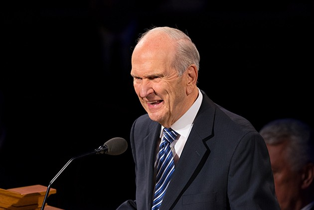 Russell M. Nelson is LDS church's 17th president