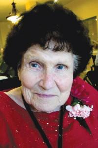 Obit Betty Elaine Iverson