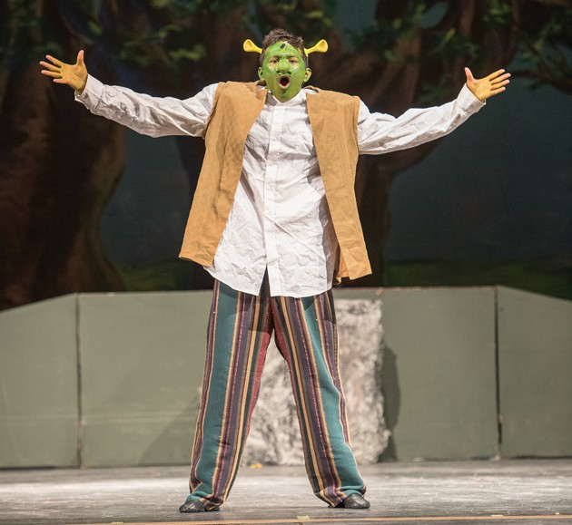 "Tooele students' wish comes true with ""Shrek, the Musical'"