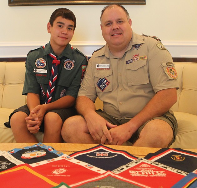 Tooele County scout leaders will head up world jamboree
