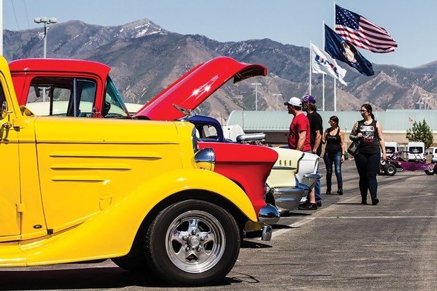 Cruzer Palooza Car show set for UMC this weekend