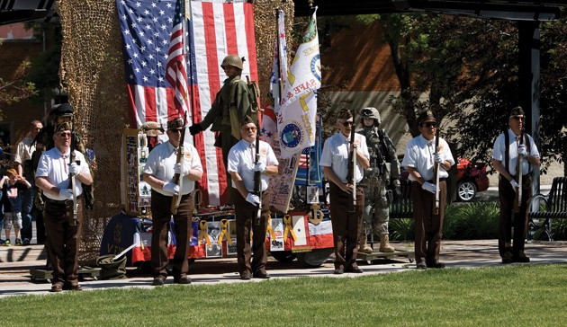 Memorial Day events set to remember fallen veterans