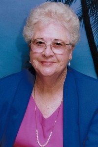 Obit Emma LaRona Lee Steele 1