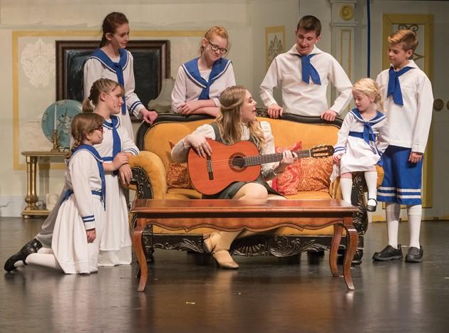 Stallion Drama to present 'The Sound of Music' « Tooele