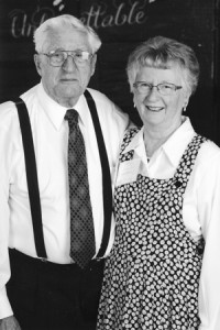 Anniversary LaVerl and June Johnson 2
