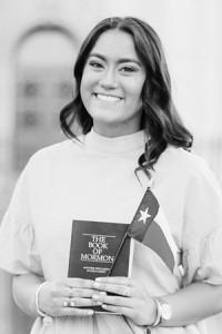 Missionary Erin Marie Egelund