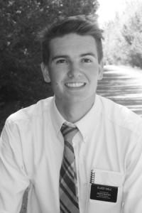Missionary Jaxon Hale
