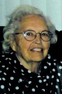 Obit Mary Marjorie Turner Fidler