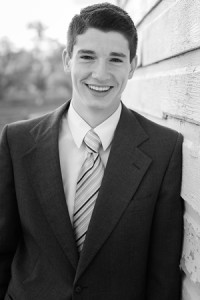 Missionary Nathan Beckett