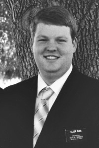 Missionary Scott Rugg