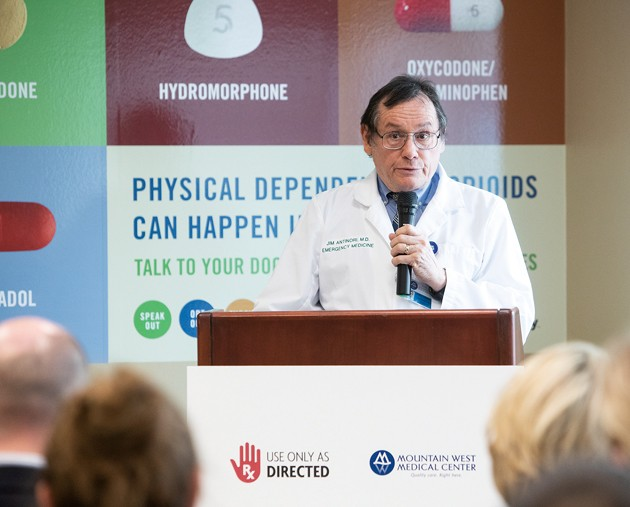 Officials Launch Opioid Awareness Campaign To Reduce Addiction