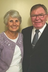 Missionary Ronald and Shauna Peterson