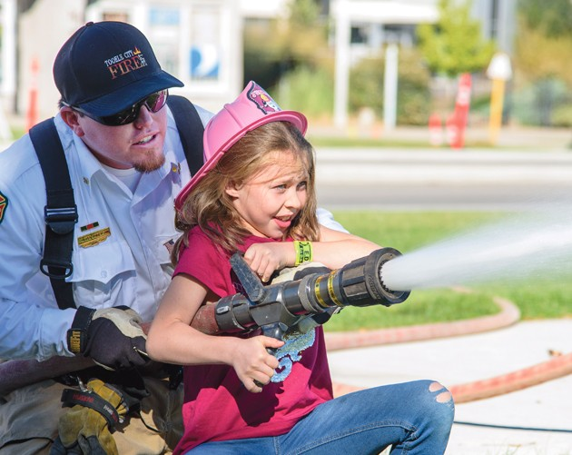 Tooele City Fire Department Open House