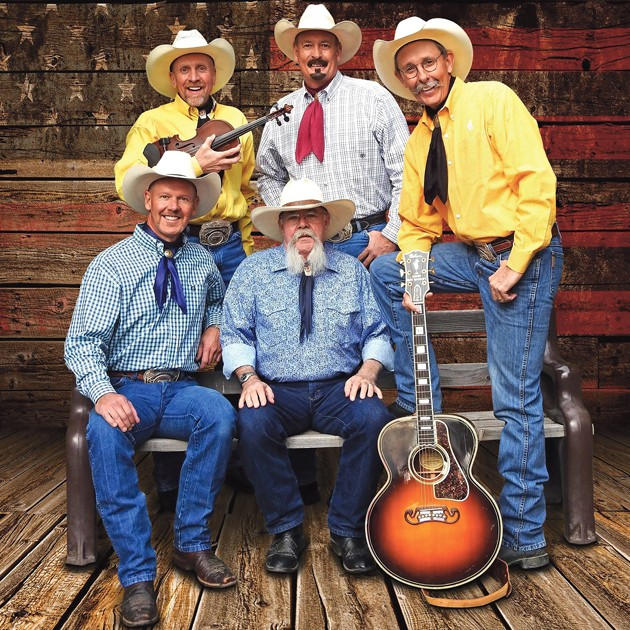 Bar J Wranglers from Jackson to perform Thursday night at GHS