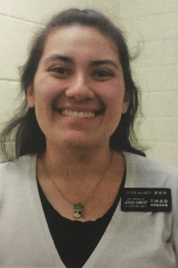 Missionary Keelia C McCarty