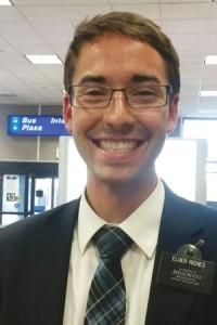 Missionary Seth Riches