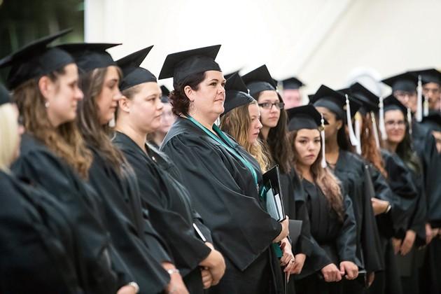 2018 Tooele Technical College Fall Graduation