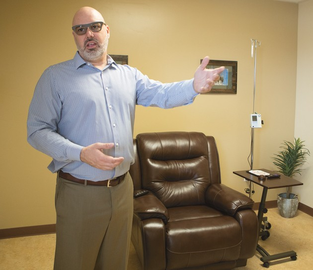 Wasatch Infusion brings IV therapies to town