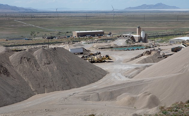 House considers new bill to protect sand, gravel and rock operations