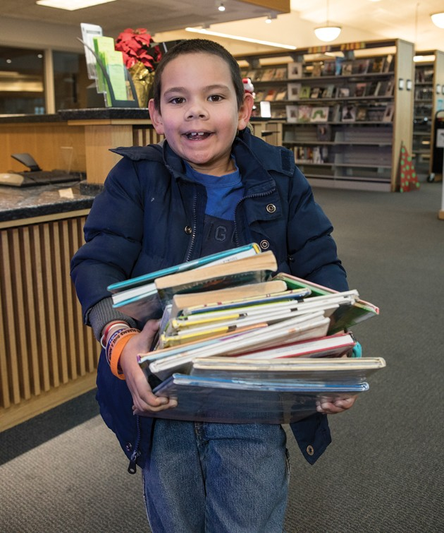 Tooele City Library sees success in move to fine-free