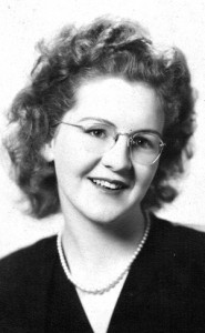 Obit Genevieve H. James