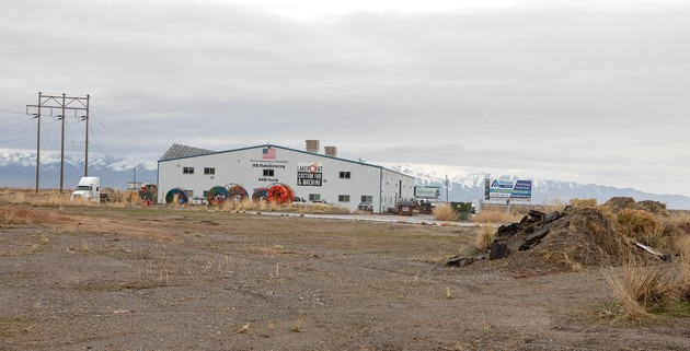 Combined Lake Point Business Center to get bigger
