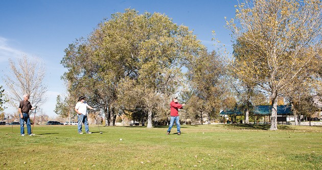 Stansbury OKs funds for golf course equipment, improvements « Tooele