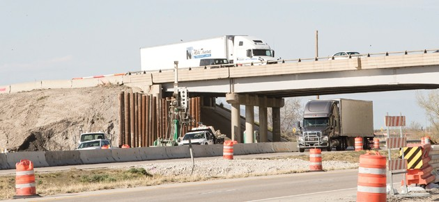I-80 traffic to be detoured at Lake Point for bridge work