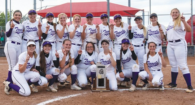 THS: 2019 4A State Softball Champs